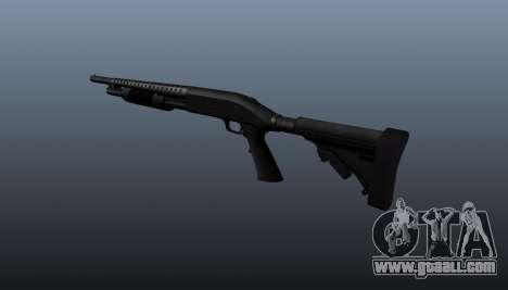 M590A1 shotgun pump-action for GTA 4 second screenshot