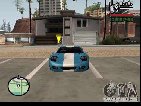 The Hijacking Of Cars for GTA San Andreas third screenshot