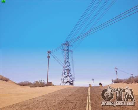 SA Graphics HD v 2.0 for GTA San Andreas second screenshot