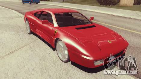 Ferrari 348 TB for GTA San Andreas