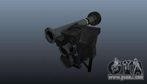 FGM-148 Dževlin for GTA 4