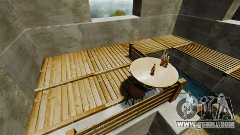 Castle for GTA 4 fifth screenshot