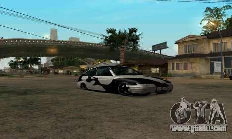 LADA 112 for GTA San Andreas right view