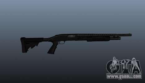 M590A1 shotgun pump-action for GTA 4 third screenshot