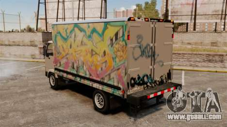 New graffiti for Mule for GTA 4