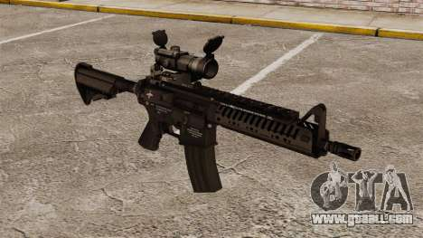 Automatic carbine M4 VLTOR v2 for GTA 4