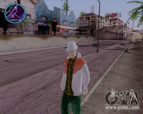 Maccer HD for GTA San Andreas second screenshot