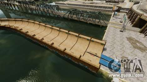 Drawbridges for GTA 4