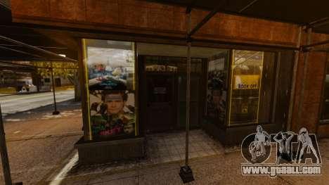 Shops of Chinatown for GTA 4 sixth screenshot