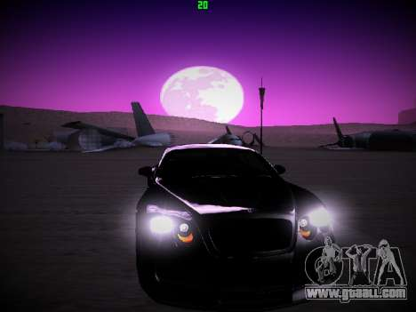 ENBSeries By DjBeast V2 for GTA San Andreas sixth screenshot