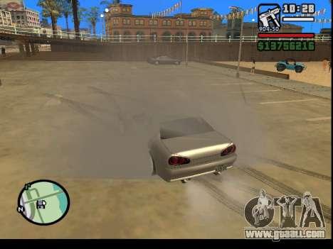 GTA V to SA: Burnout RRMS Edition for GTA San Andreas second screenshot