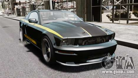 Shelby Terlingua Mustang for GTA 4 right view