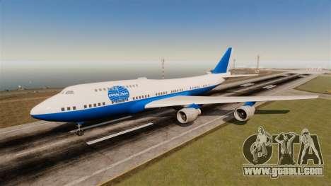 The Airline Pan Am for GTA 4 sixth screenshot