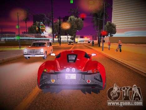 ENBSeries By DjBeast V2 for GTA San Andreas eighth screenshot