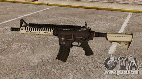 Automatic carbine M4 VLTOR v3 for GTA 4 third screenshot