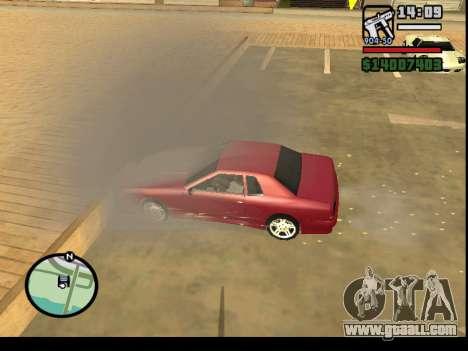 GTA V to SA: Burnout RRMS Edition for GTA San Andreas