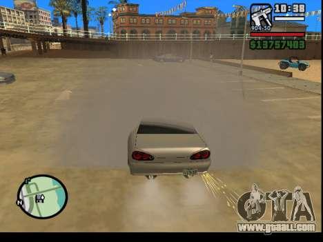 GTA V to SA: Burnout RRMS Edition for GTA San Andreas third screenshot
