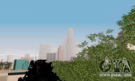 ENBSeries for low and medium PC for GTA San Andreas sixth screenshot