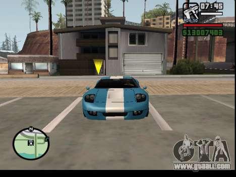 The Hijacking Of Cars for GTA San Andreas forth screenshot