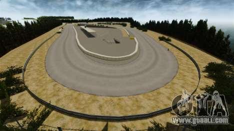 Location Sportland Yamanashi for GTA 4 third screenshot