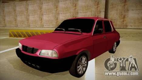 Dacia 1310 Berlina Tuning for GTA San Andreas