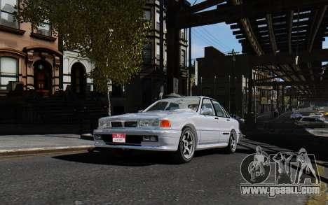 Mitsubishi Galant V2 for GTA 4