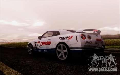 SA Illusion-S v5.0 - Final Edition for GTA San Andreas second screenshot