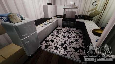 Stylish apartment Bokhan for GTA 4 second screenshot
