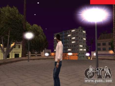 New hmyri for GTA San Andreas forth screenshot