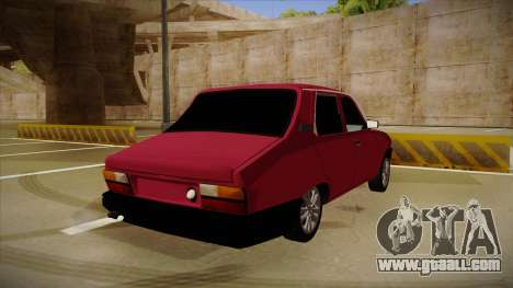 Dacia 1310 Berlina Tuning for GTA San Andreas right view
