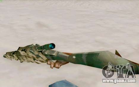 M21 for GTA San Andreas third screenshot