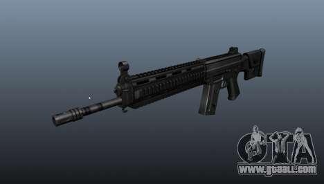 Rifle SIG SG 751 v2 for GTA 4