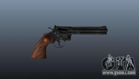 Revolver Colt Python 357 for GTA 4 third screenshot