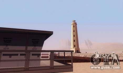 ENBSeries for low and medium PC for GTA San Andreas third screenshot