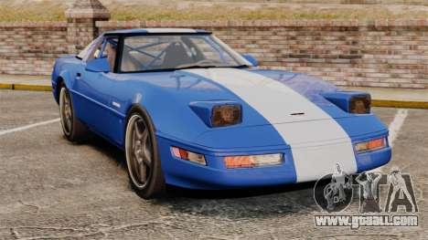 Chevrolet Corvette C4 1996 v2 for GTA 4