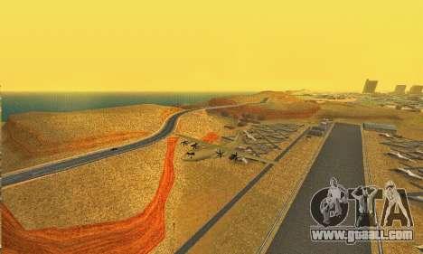 Hercules GTA V for GTA San Andreas right view