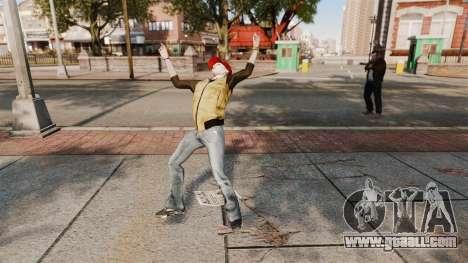Cramps for GTA 4
