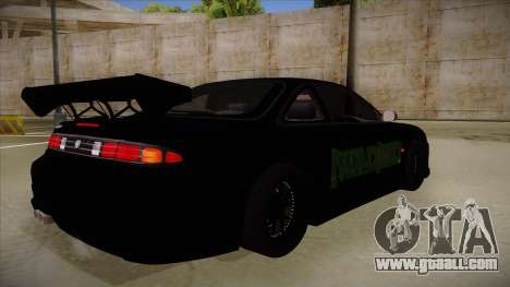 Nissan s14 200sx [WAD]HD for GTA San Andreas right view