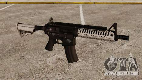 Automatic carbine M4 VLTOR v5 for GTA 4