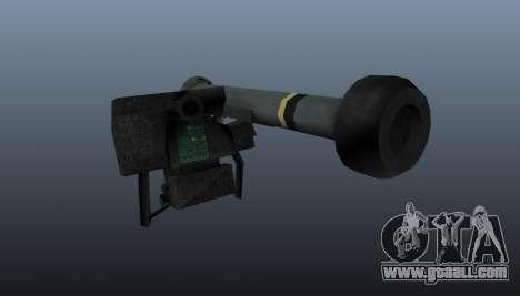 FGM-148 Dževlin for GTA 4 second screenshot
