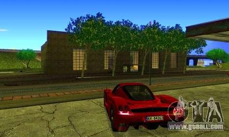 ENBSeries By Avatar for GTA San Andreas forth screenshot