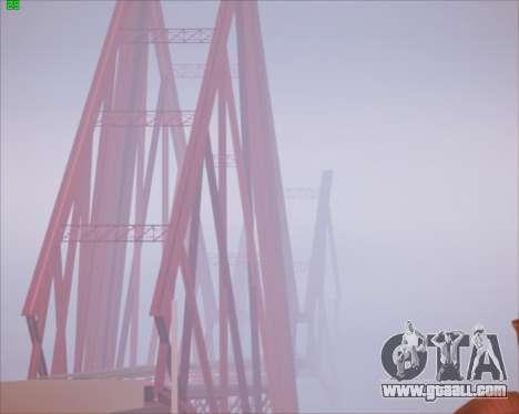 SA Graphics HD v 2.0 for GTA San Andreas third screenshot