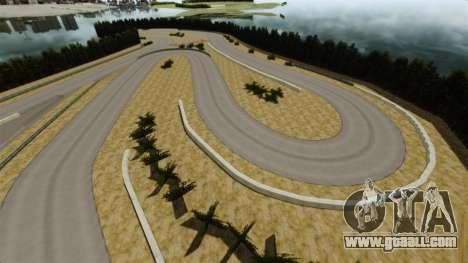 Location Sportland Yamanashi for GTA 4 forth screenshot