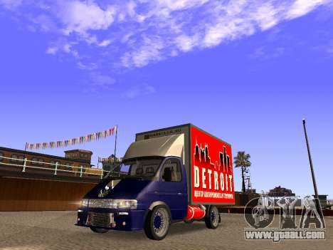 2310 Sable GAS LT for GTA San Andreas