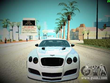 ENBSeries By DjBeast V2 for GTA San Andreas third screenshot