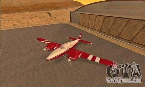 Rustler GTA V for GTA San Andreas