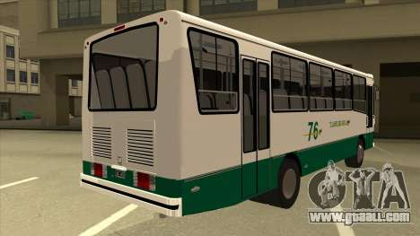 Mercedes-Benz OHL-1320 Linea 76 for GTA San Andreas right view
