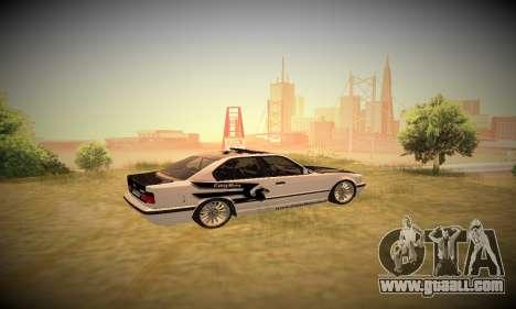 ENBSeries By DjBeast V2 for GTA San Andreas