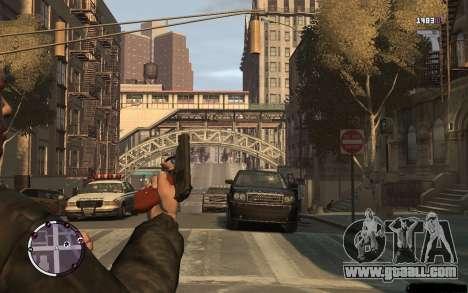 Makarov Pistol for GTA 4