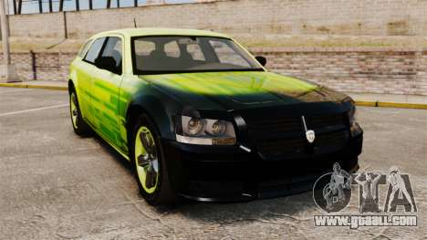 Dodge Magnum West Coast Customs for GTA 4